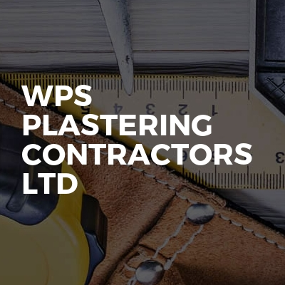 WPS Plastering Contractors Ltd