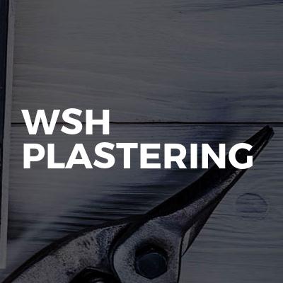 Wsh Plastering