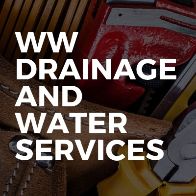 WW Drainage And Water Services