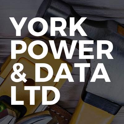 YORK POWER & DATA LTD