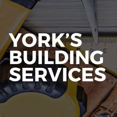 York's Building Services
