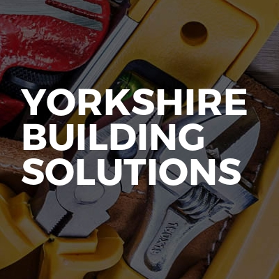 Yorkshire building solutions
