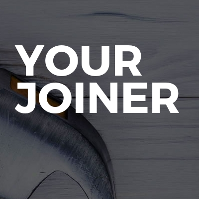 Your joiner