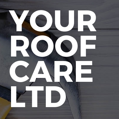 Your Roof Care Ltd