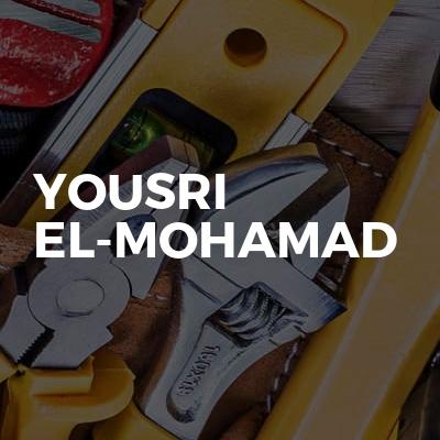 Yousri EL-Mohamad