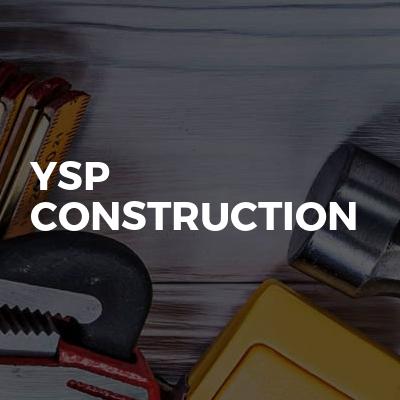 Ysp Construction