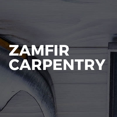 Zamfir carpentry