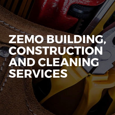Zemo Building, Construction And Cleaning Services