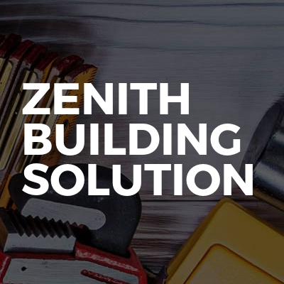 Zenith Building Solution
