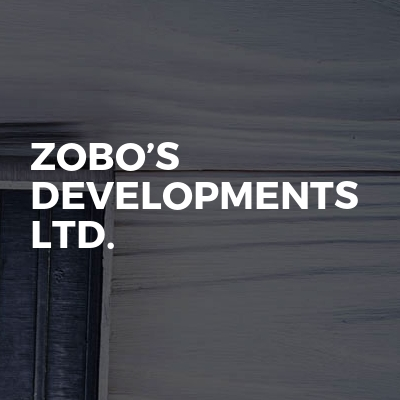 Zobo's Developments Ltd.