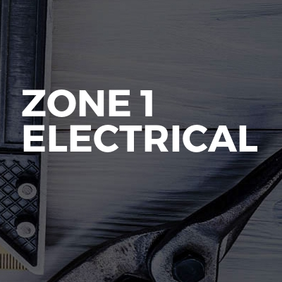 Zone 1 electrical