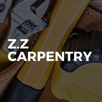 Z.Z Carpentry